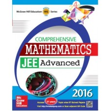 Comprehensive Maths JEE Advanced 2016 (English) 1st Edition