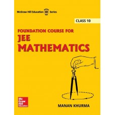 Foundation Course for JEE Mathematics Class 10 1st Edition|Infinitimart
