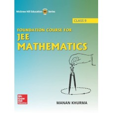 Foundation Course for JEE Mathematics (Class 9) 1st Edition|Infinitimart