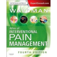 Atlas of Interventional Pain Management 4e : Expert Consult Online and Print (English) 4th Edition(Hardcover, Waldman)
