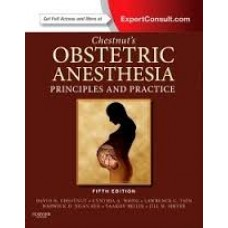 Chestnut's Obstetric Anesthesia : Principles and Practice (English) 5th Edition(Hardcover, Chestnut)