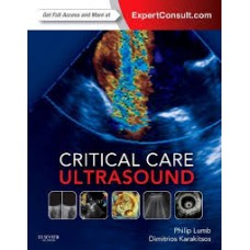 Critical Care Ultrasound (English) 1st Edition(Hardcover, Lumb)