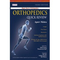 Orthopedics Quick Review 3rd Edition|infinitimart.com