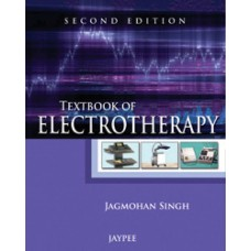 TEXTBOOK OF ELECTROTHERAPY 2nd Edition|infinitimart.com