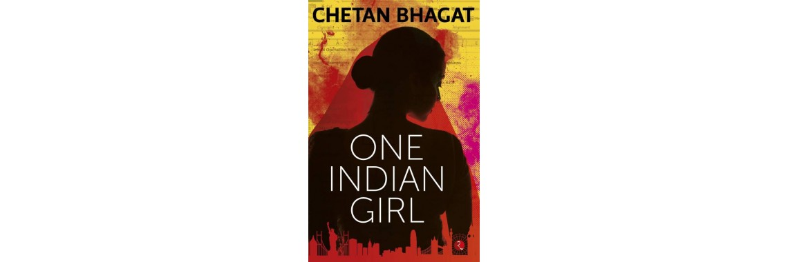 One Indian Girl by Chetan Bhagat|infinitimart