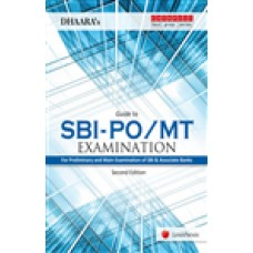 Dhaara's Guide to SBI-PO/MT Examination (For Preliminary and Main Examination of SBI & Associate Banks) (English)
