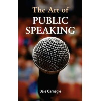 THE ART OF PUBLIC SPEAKING  (English, Paperback, DALE CARNEGIE)