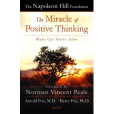 The Miracle of positive Thinking|infinitimart