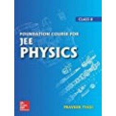 Foundation Course For JEE Physics - Class 8 1 Edition  (Paperback, Foundation Course For JEE Physics - Class 8)