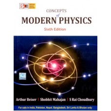 CONCEPT OF MODERN PHYSICS (SIE) (English) 6th Edition