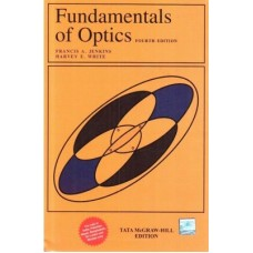 FUNDAMENTALS OF OPTICS 4E (English) 4th Edition