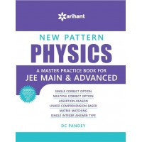 New Pattern PHYSICS - A master practice for JEE Main & Advanced|infinitimart