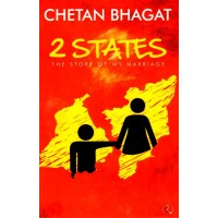 2 States: The Story of My Marriage  (English, Paperback, Chetan Bhagat)
