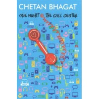 ONE NIGHT @ THE CALL CENTRE 1st Edition  (English, Paperback, CHETAN BHAGAT)
