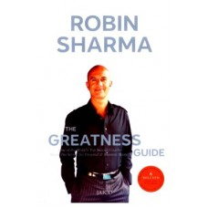 The Greatness Guide buy robin sharma |infinitimart