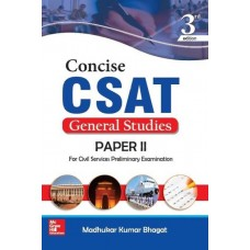 Concise CSAT For GS Paper II 3 Edition |infinitimart