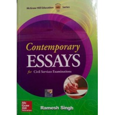 Contemporary Essays for Civil Services Examinations |infinitimart