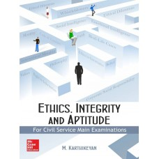Ethics, Integrity and Aptitude 1 Edition |infinitimart