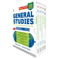 General Studies Paper 1 for Civil Services Preliminary Examination 2016 (English)|infinitimart