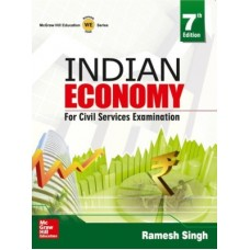 Indian Economy (English) 7th Edition|infinitimart