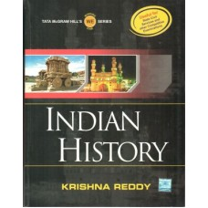 Indian History by Krishna Reddy 1st Edition|infinitimart
