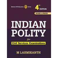 Indian Polity (English) 4 Edition(Paperback)