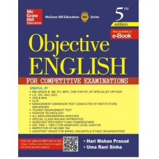 Objective English for Competitive Examinations 5th Edition|infinitimart