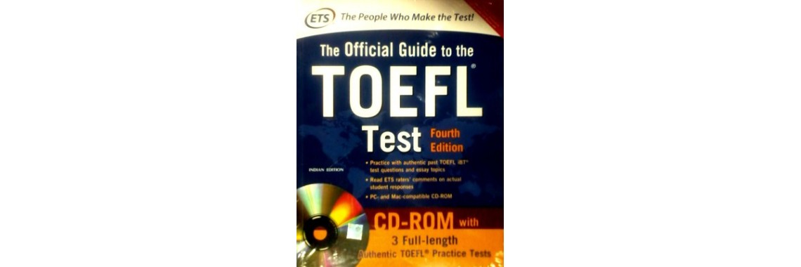 Official Guide to TOEFL