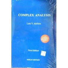 COMPLEX ANALYSIS 3E 3rd Edition  (English, Paperback, Ahlfors)