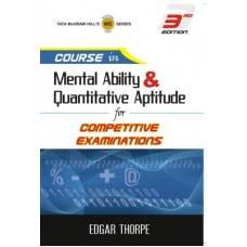 Course in Mental Ability and Quantitive Aptitude (English) 3 Edition