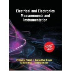 Electrical and Electronics Measurements and Instrumentation 1st Edition|infinitimart