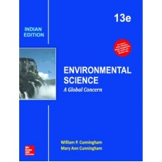Environmental Science : A Global Concern (English) 13th Edition