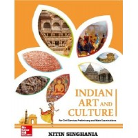 Indian Art and Culture By Nitin Singhania|infinitimart