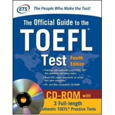 OFFICIAL GUIDE TO THE TOEFL TEST WITH CD-ROM, 4TH EDITION|Infinitimart
