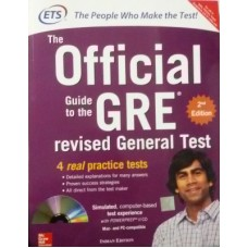 The Official Guide to the GRE Revised General Test (With CD) (English) 2nd Edition