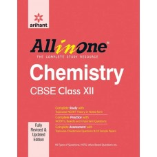 CBSE All in One CHEMISTRY Class 12th  (English, Paperback, Indu Gupta, Avantika Triwedi)