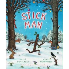 STICK MAN (English)(Hardcover)