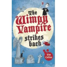 The Wimpy Vampire Strikes Back (English)(Paperback, Tim Collins)