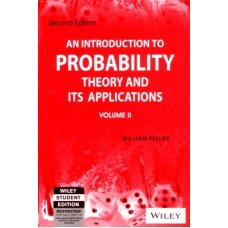 An Introduction To Probability Theory And Its Applications (English) 2nd Edition