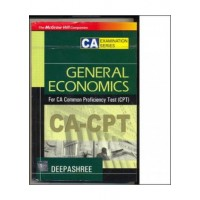 General Economics : For CA Common Proficiency Test (CPT) 1st Edition|INFINITIMART