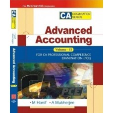 Advanced Accounting : For CA Professional Competence Examination|infinitimart