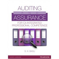 Auditing and Assurance for CA Integrated Professional Competence|INFINITIMART