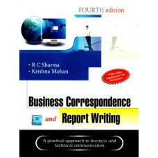 BUSINESS CORRESPONDENCE AND REPORT WRITING: PRCT (English) 4th Edition|INFINITIMART