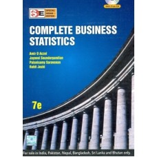 Complete Business Statistics 7th Edition|INFINITIMART