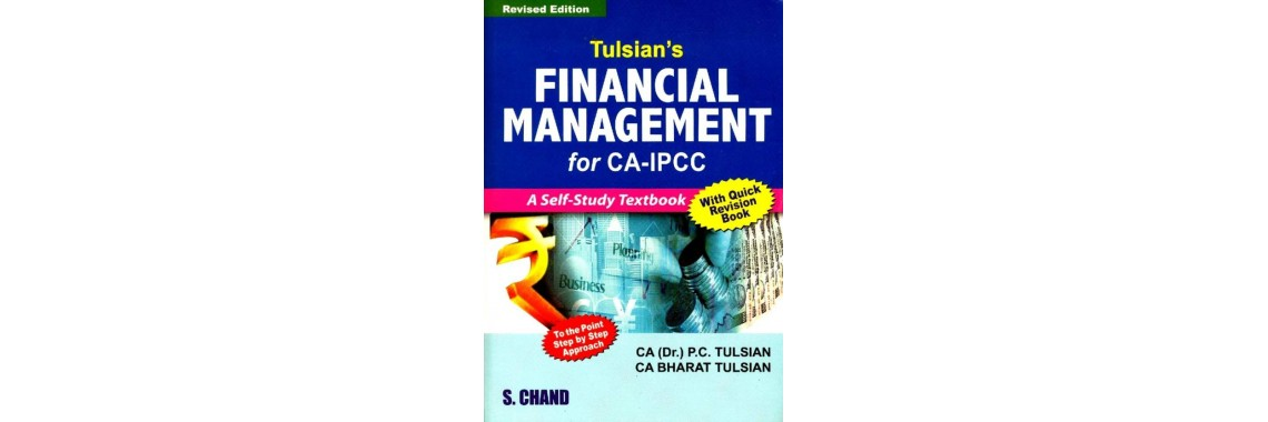 Financial Management For CA-IPCC