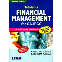 Financial Management For CA-IPCC With Quick Revision Book 1st Edition|INFINITIMART